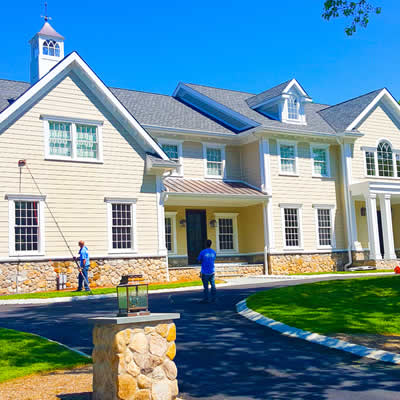 Triple C Pro Window Cleaning in Green Township, NJ