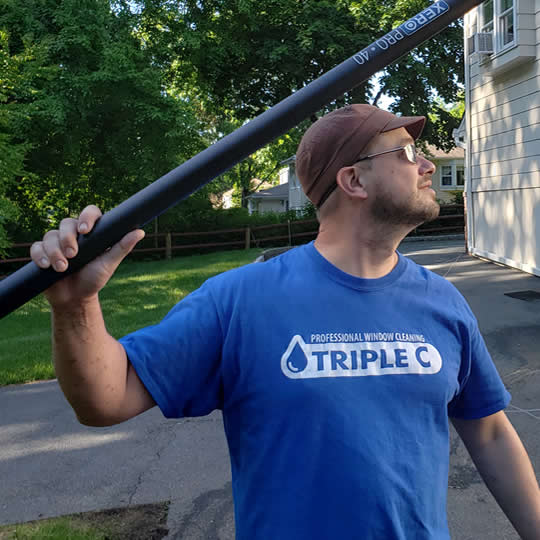 Window Cleaning and Pressure Washing in Whippany, NJ